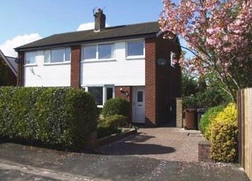 Thumbnail 3 bed semi-detached house to rent in Kirk Head, Much Hoole, Preston