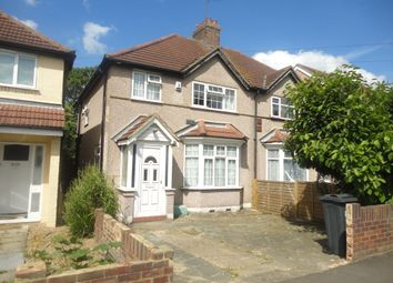 Thumbnail 3 bed semi-detached house to rent in West Way, Heston