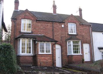 Thumbnail 2 bed cottage to rent in Church Street, St Georges, Telford