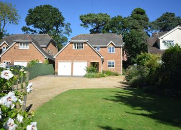 Thumbnail 5 bed detached house for sale in Cotton Close, Broadstone