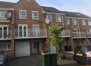 Thumbnail 4 bed town house to rent in Furlong Road, Park Side