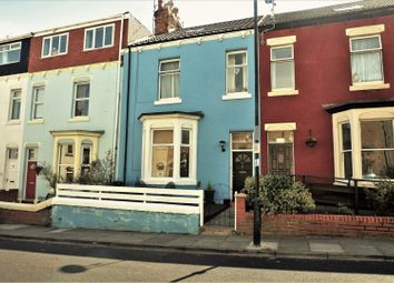 Thumbnail 5 bed terraced house for sale in Percy Road, Whitley Bay