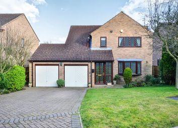 Thumbnail 4 bed detached house for sale in Hathersage Rise, Ravenshead, Nottingham, Nottinghmshire