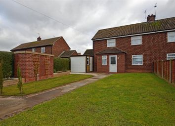 Thumbnail 2 bed semi-detached house for sale in George Street, Keadby, Scunthorpe