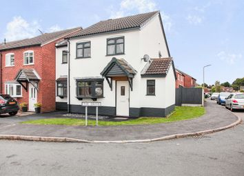 Thumbnail Detached house for sale in The Drive, Barwell, Leicester