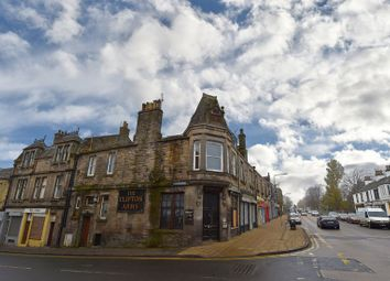 Thumbnail 3 bedroom flat for sale in Station Road, Broxburn