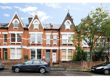 Thumbnail 1 bed flat to rent in Scholefield Road, London