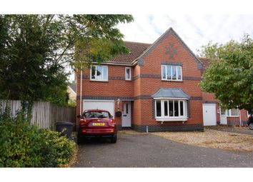 Thumbnail 4 bed detached house for sale in Rochester Close, Braintree