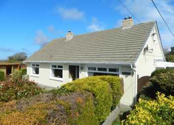 Thumbnail 4 bed detached bungalow for sale in Broad Lane, Illogan, Redruth