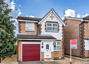 Thumbnail 3 bed detached house for sale in Winchester Way, Sleaford