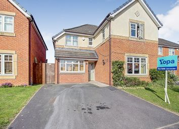 Rubin Drive, Crewe CW1. 4 bed detached house