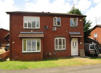 Thumbnail 2 bedroom property to rent in Probyn Close, Northampton
