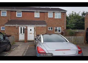 Thumbnail 2 bedroom flat to rent in Dalbeg Close, Wolverhampton