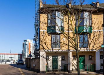 Thumbnail 3 bed end terrace house for sale in Britannia Gate, Royal Victoria Dock, London