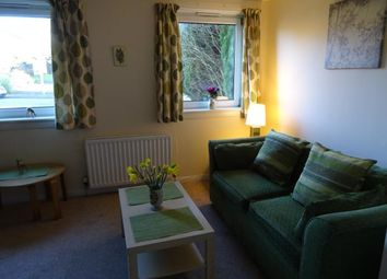 Thumbnail 1 bed flat to rent in Stuart Crescent, Corstorphine