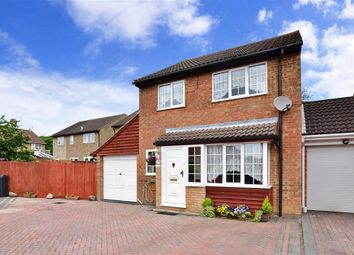 Thumbnail 4 bedroom link-detached house for sale in Hawks Way, Ashford, Kent