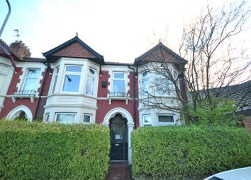 4 bed terraced house for sale in Llanishen Street, Heath, Cardiff CF14