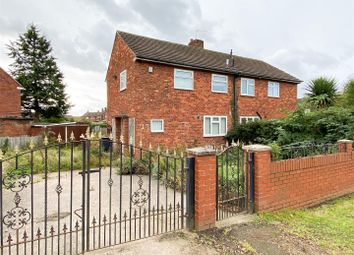 Thumbnail 2 bed semi-detached house for sale in Thorne Road, Stainforth, Doncaster