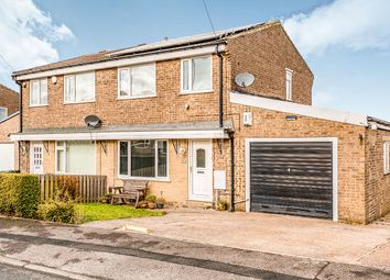 Thumbnail 3 bed semi-detached house for sale in Dale View Road, Keighley
