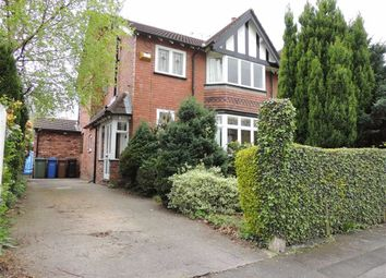 Thumbnail 3 bed semi-detached house for sale in Douglas Road, Hazel Grove, Stockport