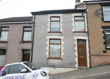 Thumbnail 3 bed terraced house for sale in Maesyffynon Tce, Trealaw, Tonypandy