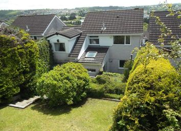 Thumbnail 5 bedroom link-detached house for sale in Elford Crescent, Plympton, Plymouth