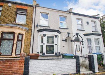 Thumbnail 3 bedroom terraced house to rent in Kingsdown Road, Leytonstone, London