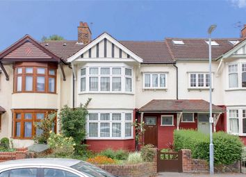 Thumbnail 3 bed terraced house for sale in Warren Road, Wanstead, London