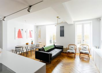 Thumbnail 3 bed flat for sale in Crouch Hill, Crouch End, London