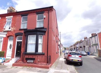 Thumbnail End terrace house for sale in Buckland Street, Aigburth, Liverpool, Merseyside