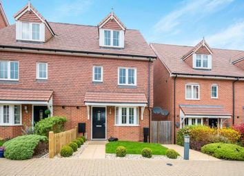 Thumbnail 4 bed semi-detached house for sale in Treetops Way, Heathfield, East Sussex, United Kingdom