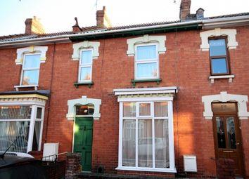 Thumbnail 3 bedroom terraced house for sale in Camden Road, Bridgwater
