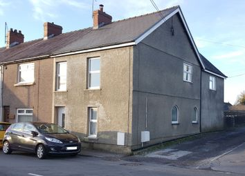 Thumbnail 3 bed end terrace house for sale in Corvus Terrace, St. Clears, Carmarthen
