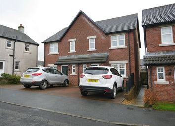 Thumbnail 4 bed semi-detached house for sale in 59 Lingla Gardens, Frizington, Cumbria