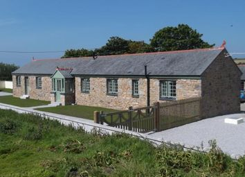 Thumbnail 3 bedroom barn conversion for sale in Farms Common, Wendron, Helston