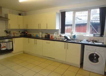 Thumbnail 8 bed shared accommodation to rent in Lenton Boulevard, Lenton, Nottingham