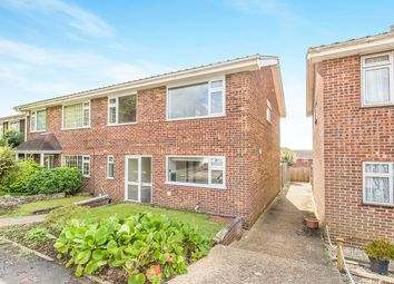 Thumbnail 4 bed terraced house to rent in Jute Close, Fareham