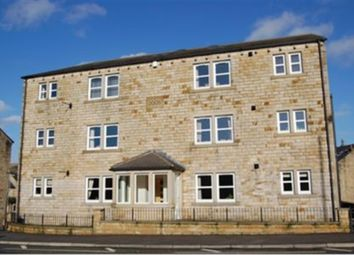 Thumbnail 2 bed flat for sale in Packhorse Court, Marsden, Huddersfield