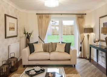 Thumbnail 4 bed detached house for sale in Burton Road Tutbury, Staffordshire