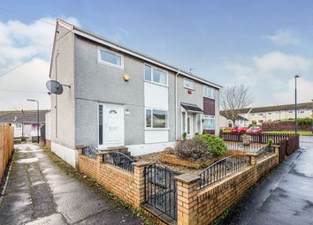 Thumbnail 3 bed semi-detached house for sale in Cameron Crescent, Bonnyrigg, Midlothian
