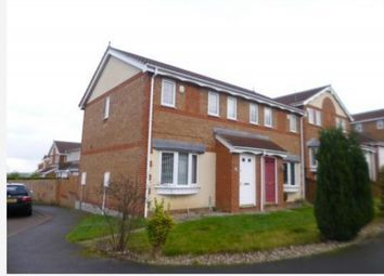 Thumbnail 3 bed semi-detached house to rent in Blackburn Close, Bearpark, Durham