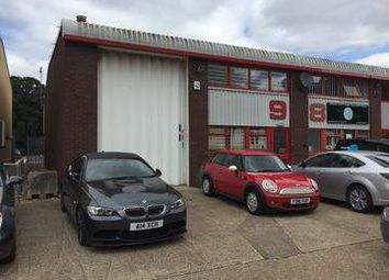 Thumbnail Commercial property to let in Frogmore, Park Industrial Estate, St. Albans