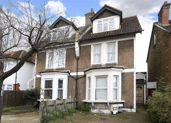 Thumbnail 2 bed flat for sale in Edith Road, London