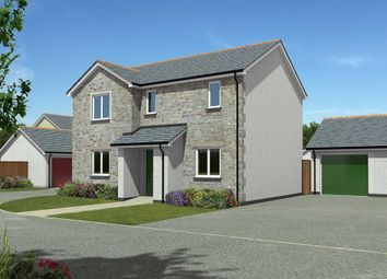 Thumbnail 3 bed link-detached house for sale in Gwel Kann, Park Bottom, Redruth, Cornwall