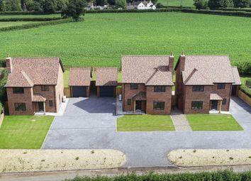 Thumbnail 4 bedroom detached house for sale in Hillside, Woodseaves, Market Drayton