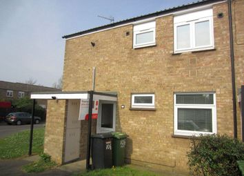 Thumbnail 1 bed flat to rent in The Dell, Woodston, Peterborough