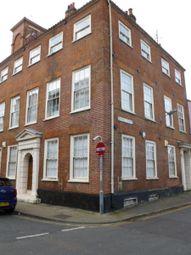 Thumbnail Studio to rent in Flat 2, 47 Colegate, Norwich, Norfolk
