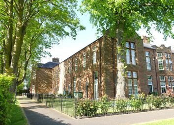 Thumbnail 2 bedroom flat for sale in Oval Court, Carlisle