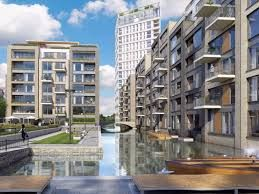 Thumbnail 1 bed flat to rent in Park Street, Imperial Wharf