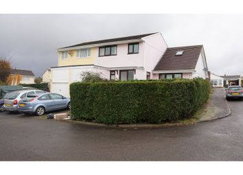 Thumbnail 4 bed semi-detached house for sale in Valley View, Liskeard
